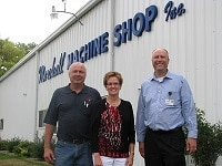 Marty Seifert, Peggy & Doug Anderson