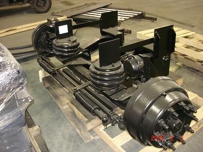 Custom Axles