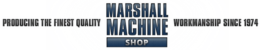 Marshall Machine Shop Logo