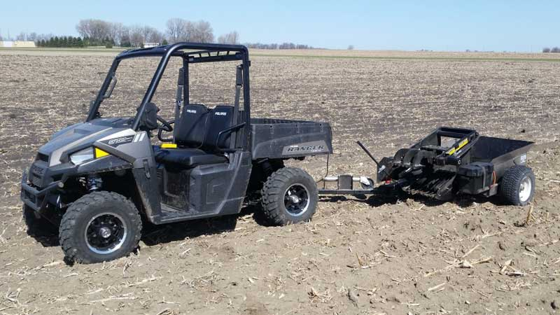Marshall Picker - ATV Rock Picker