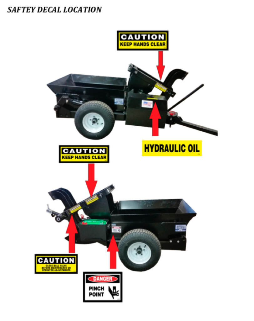 Marshall Picker Assembly and Safety